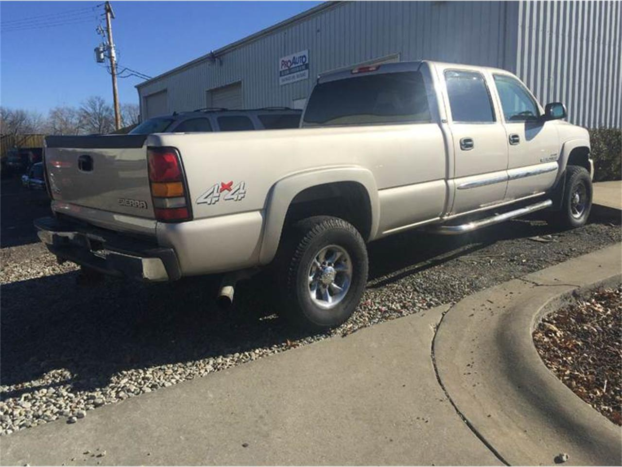 Large Picture of '07 Sierra 2500HD Classic - K8E9