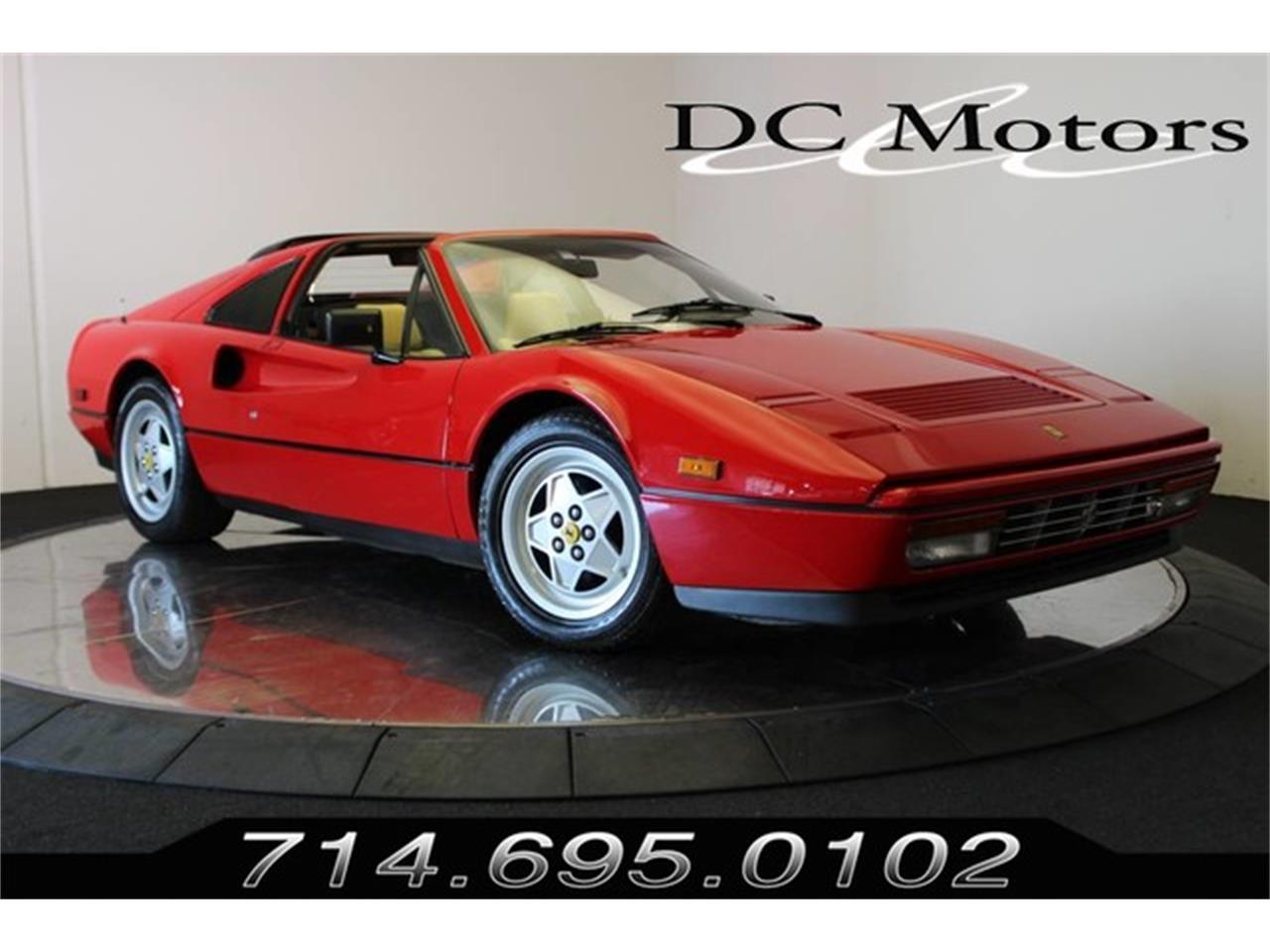 Large Picture of 1989 Ferrari 328 located in Anaheim California - $79,900.00 - K8EK