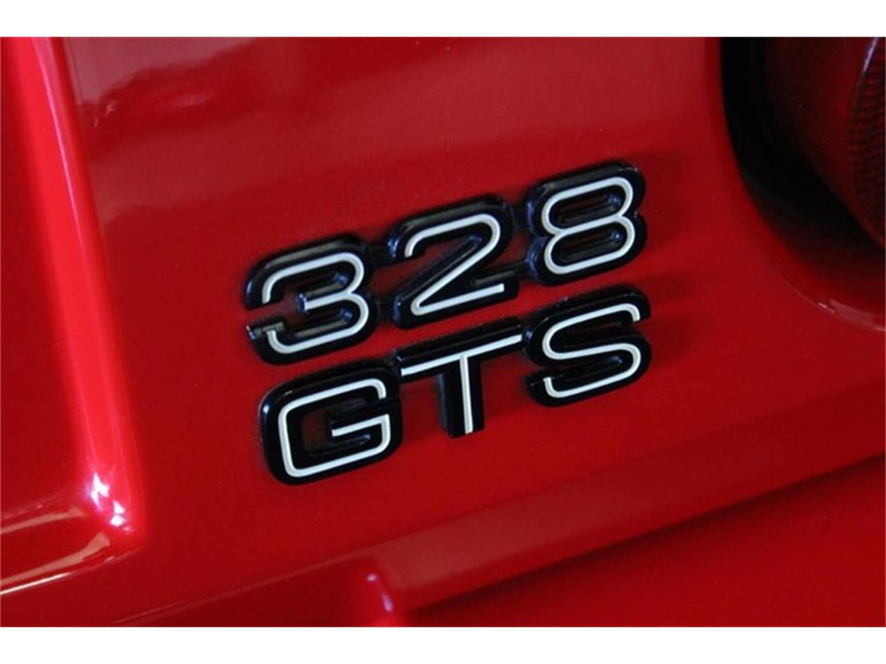Large Picture of '89 Ferrari 328 located in Anaheim California - K8EK