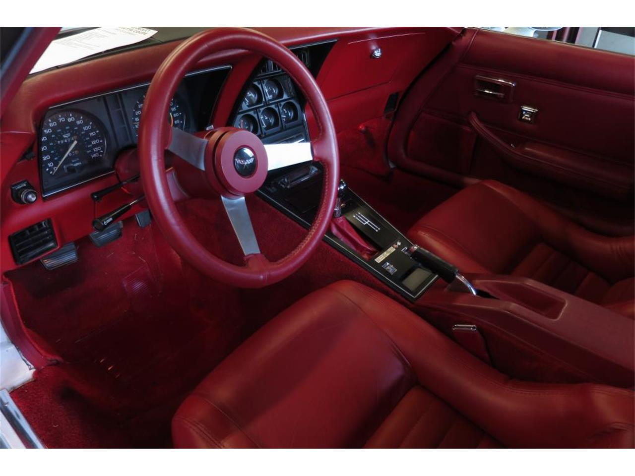 Large Picture of '79 Chevrolet Corvette Offered by Napoli Classics - K8EY