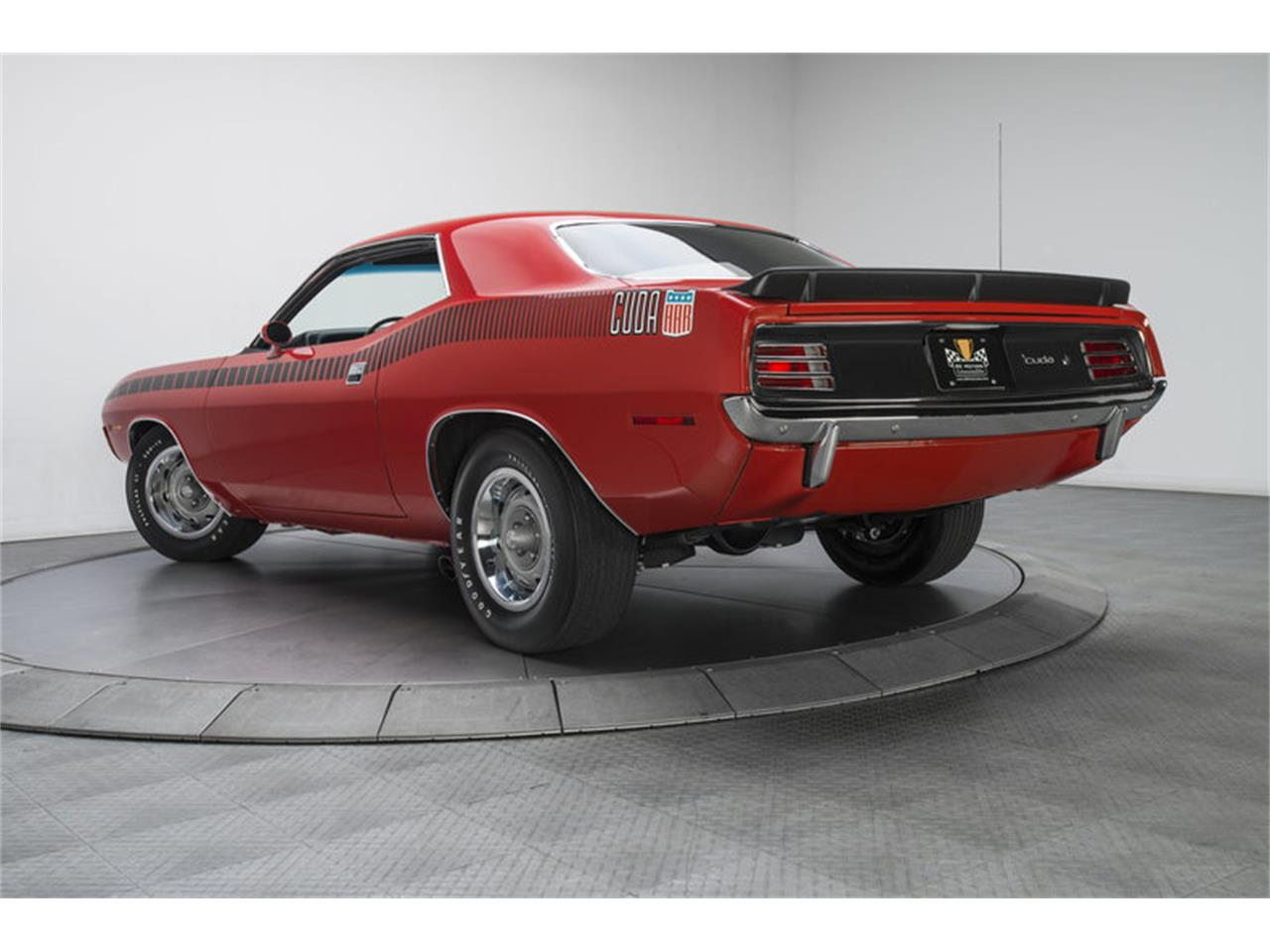 Large Picture of '70 Cuda - K8FA