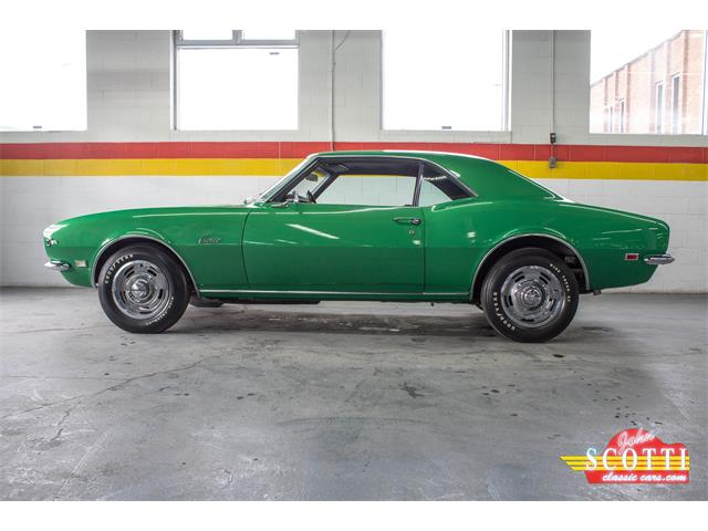 Picture of Classic 1968 Camaro Z28 located in Montreal Quebec Offered by  - K8GT