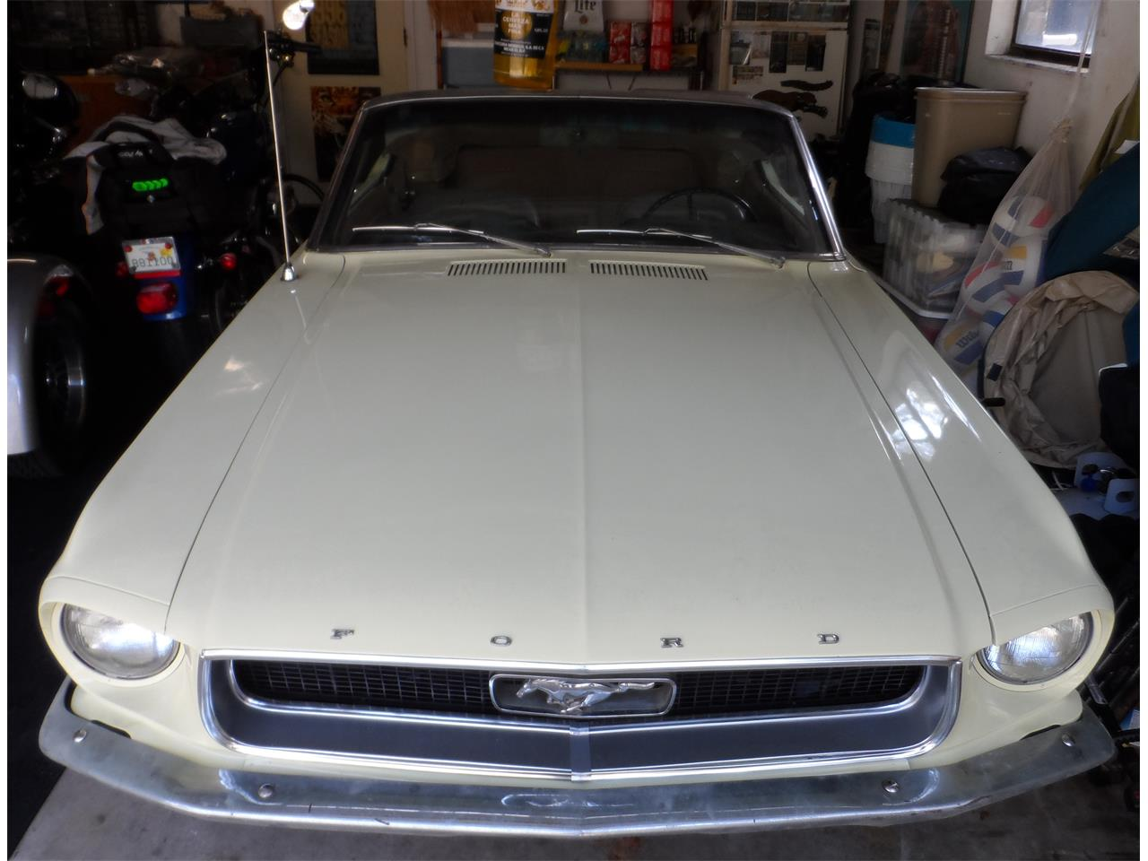 Large Picture of Classic 1967 Mustang - $25,000.00 - K8GW