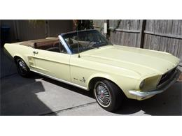 Picture of Classic '67 Ford Mustang - $25,000.00 - K8GW