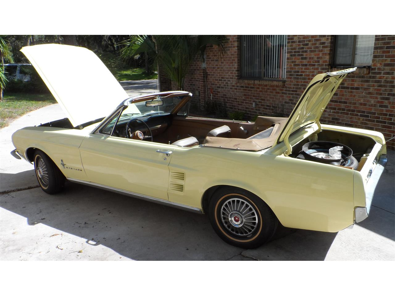 Large Picture of Classic '67 Ford Mustang Offered by a Private Seller - K8GW
