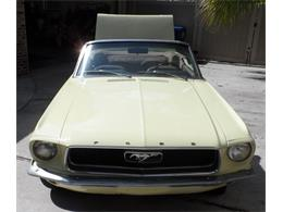 Picture of Classic 1967 Mustang located in Neptune Beach Florida Offered by a Private Seller - K8GW