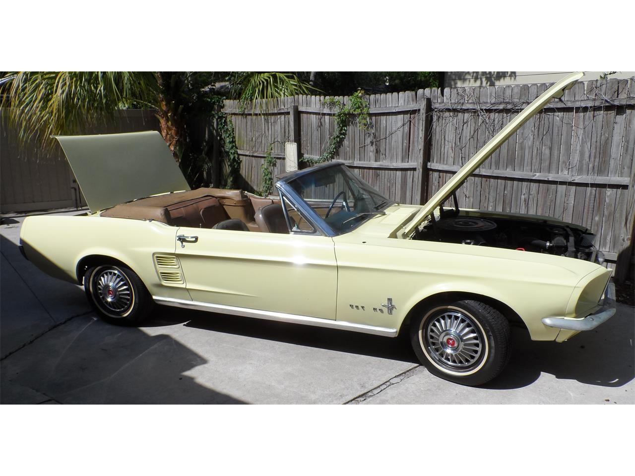 Large Picture of Classic '67 Ford Mustang - $25,000.00 Offered by a Private Seller - K8GW
