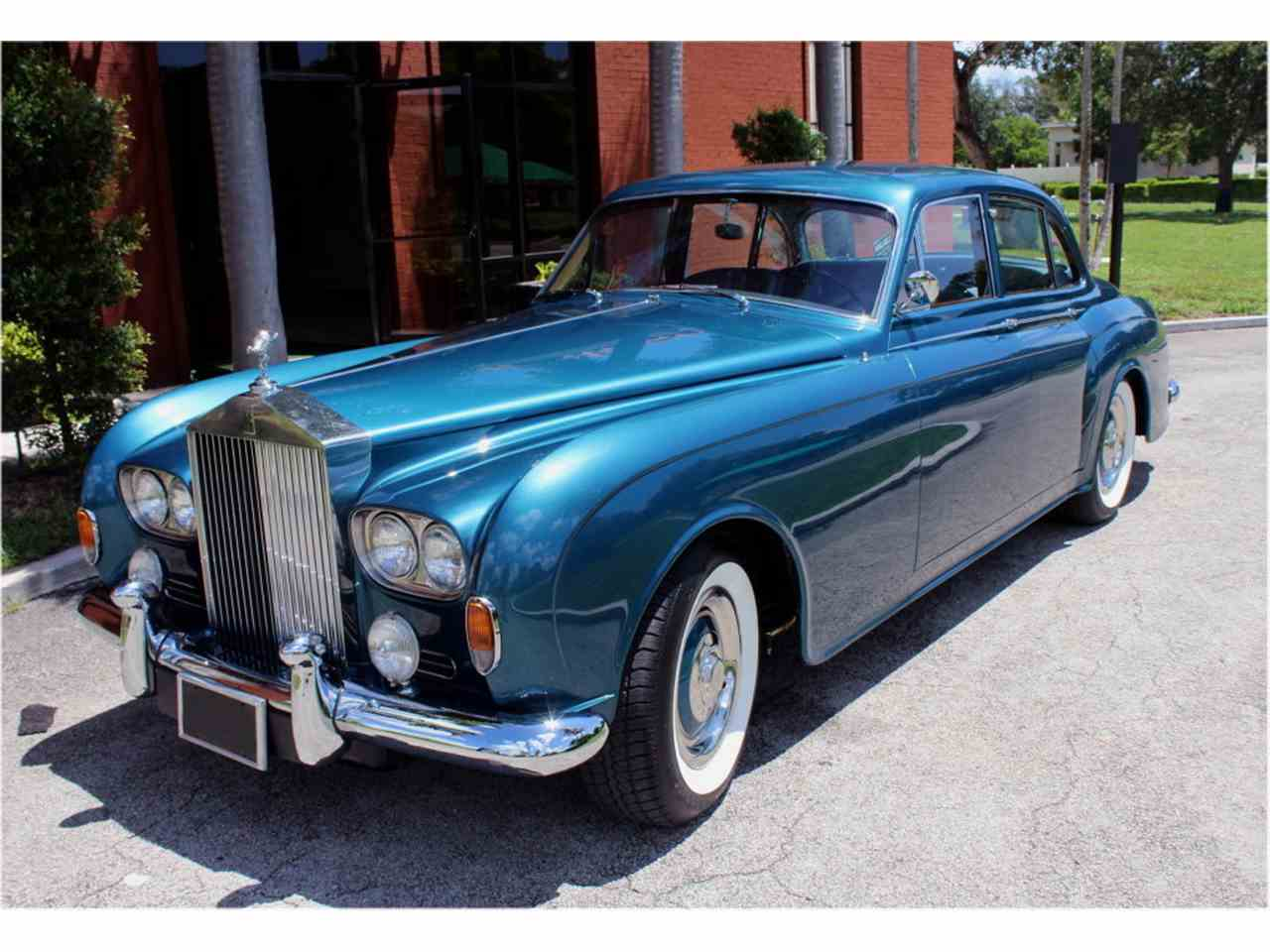 1964 rolls royce silver cloud iii for sale cc 944097. Black Bedroom Furniture Sets. Home Design Ideas