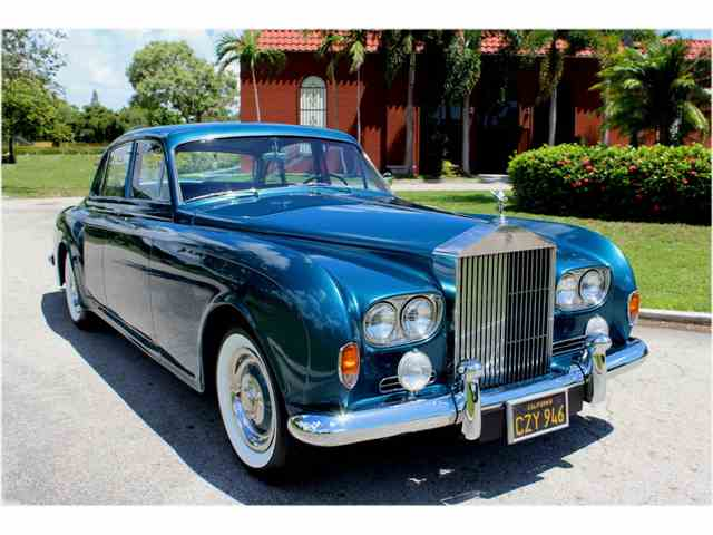 Picture of 1964 Silver Cloud III Auction Vehicle Offered by Vantage Motorworks - K8GX
