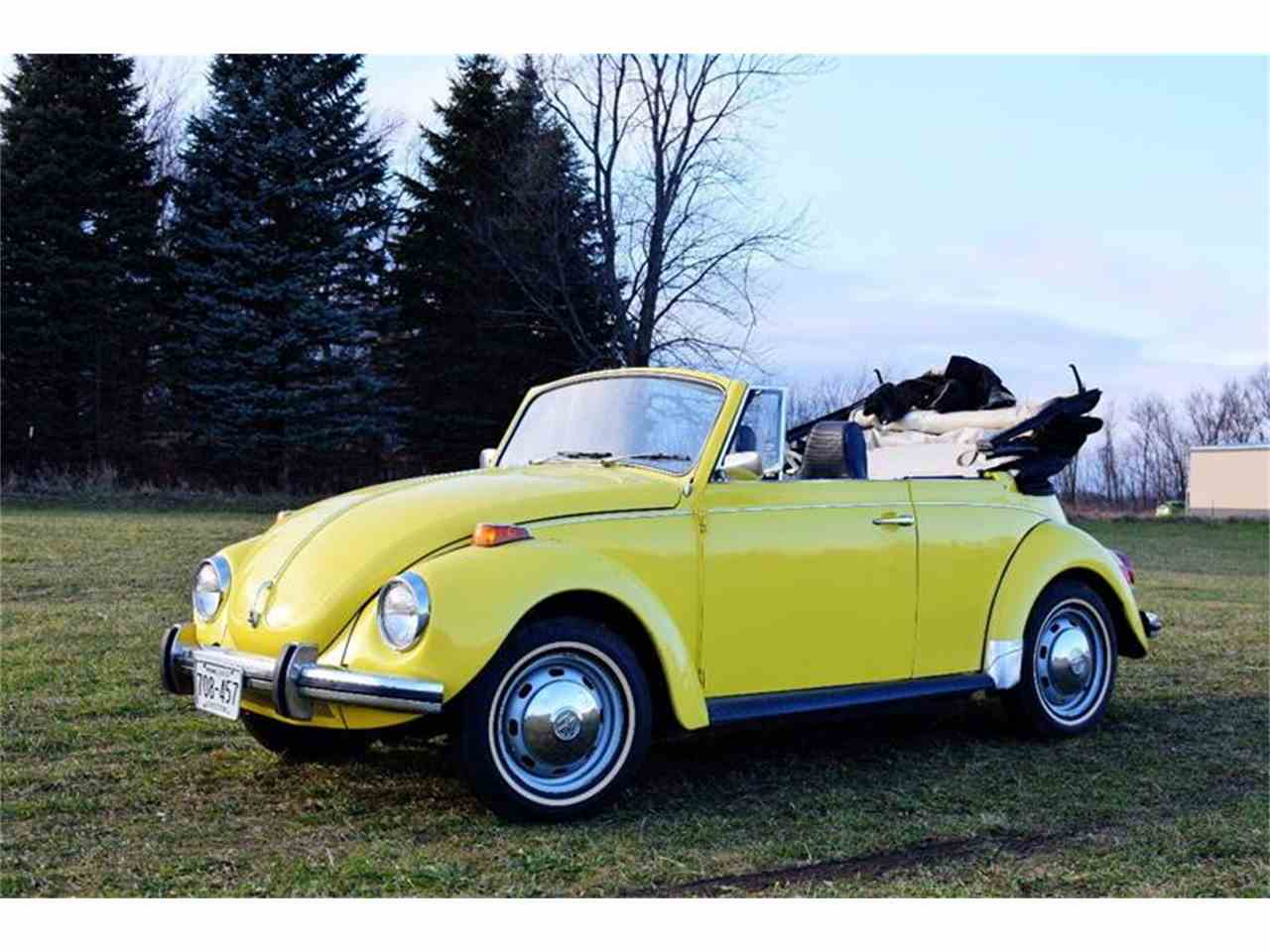 1971 volkswagen beetle for sale cc 944102. Black Bedroom Furniture Sets. Home Design Ideas