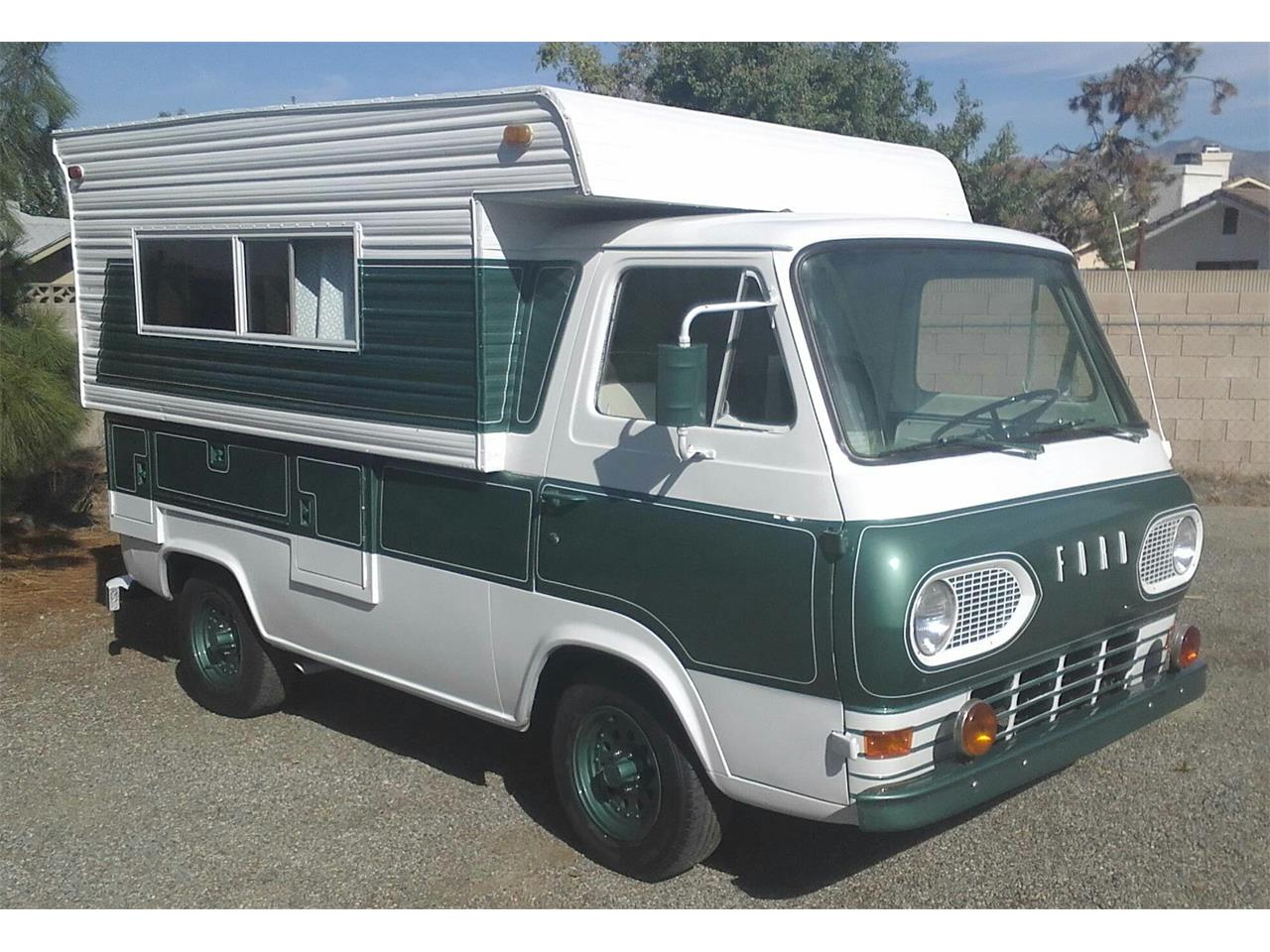 Large picture of 64 econoline truck camper k8jr
