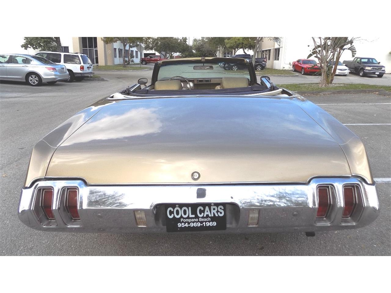 Large Picture of 1970 Oldsmobile Cutlass Supreme - K8LC