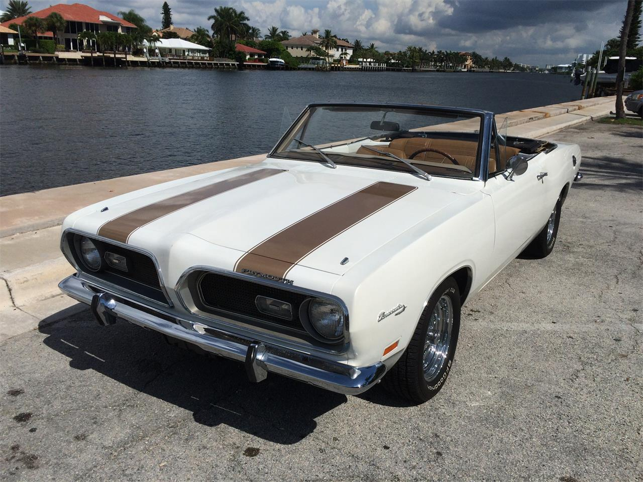 Large Picture of Classic 1969 Barracuda - $19,999.00 - K5N0