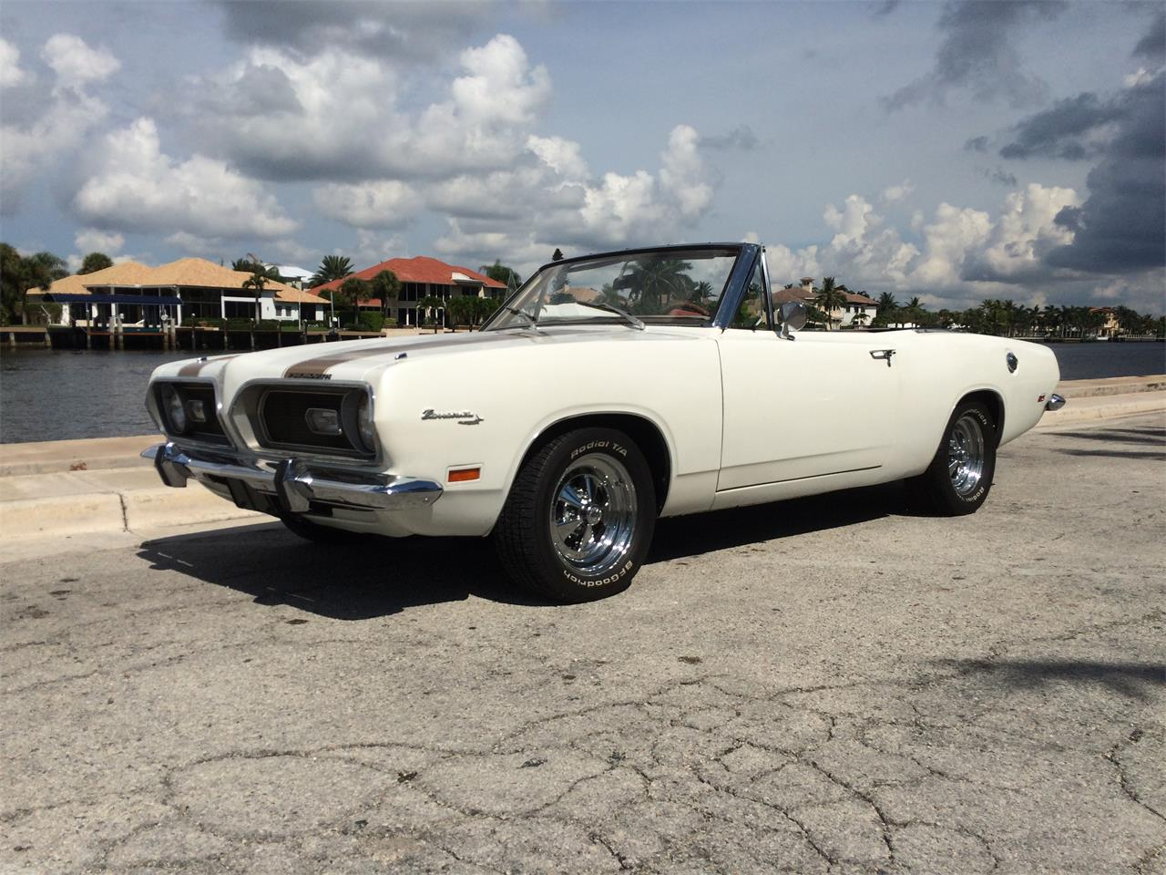Large Picture of '69 Barracuda located in Boca Raton Florida Offered by a Private Seller - K5N0