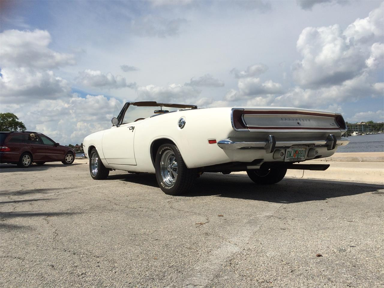 Large Picture of Classic 1969 Plymouth Barracuda - K5N0