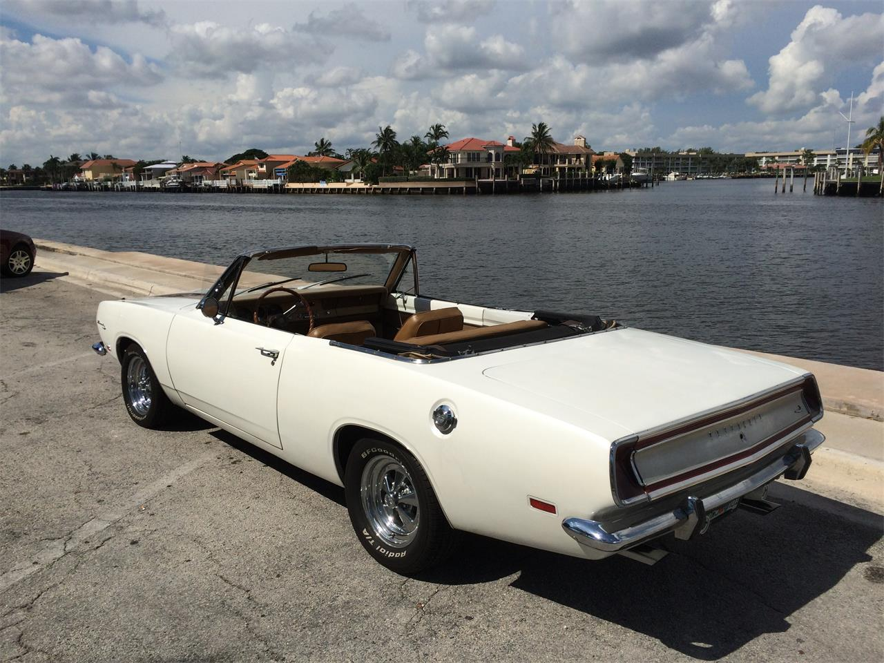 Large Picture of 1969 Plymouth Barracuda - $19,999.00 Offered by a Private Seller - K5N0