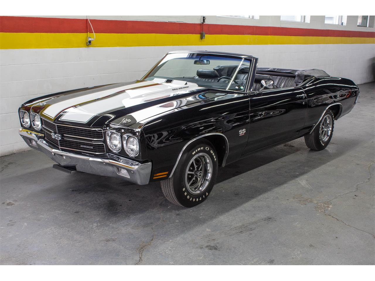Large Picture of '70 Chevelle SS - K8MK
