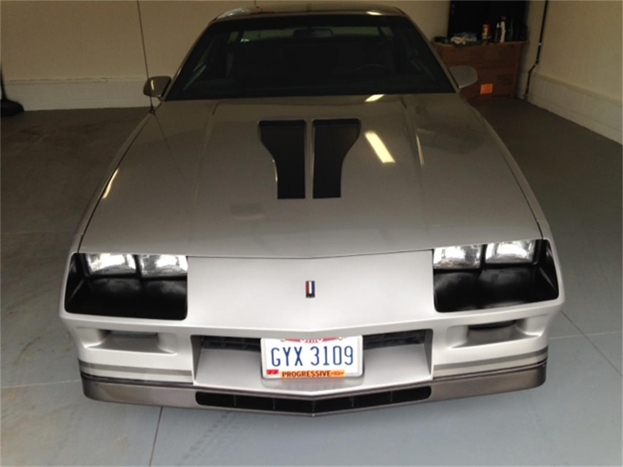 Large Picture of '84 Chevrolet Camaro Z28 - $13,000.00 Offered by a Private Seller - K8NU