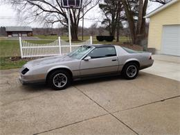 Picture of 1984 Chevrolet Camaro Z28 located in Clinton Ohio - K8NU