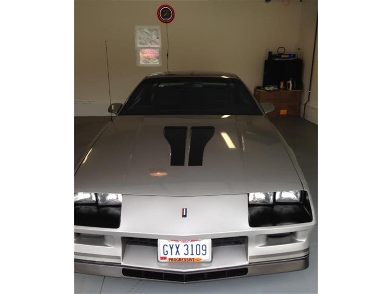 Large Picture of '84 Chevrolet Camaro Z28 - K8NU