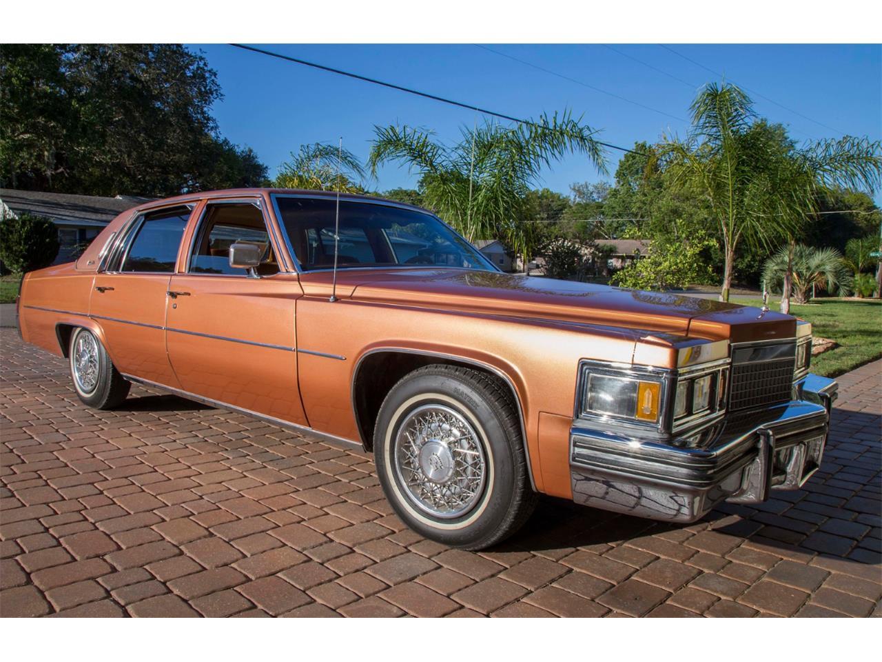 1979 Cadillac DeVille for Sale | ClassicCars.com | CC-944347