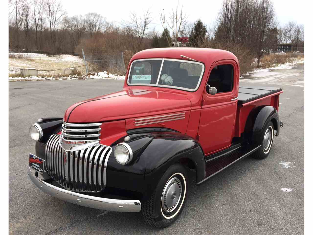 1946 Chevrolet Pickup for Sale | ClicCars.com | CC-940439