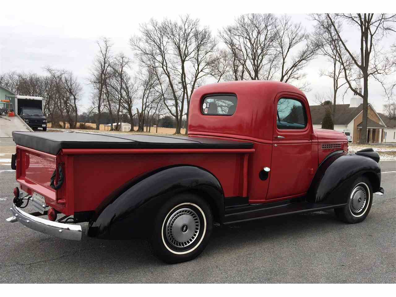 Large Picture of '46 Pickup - K5NB