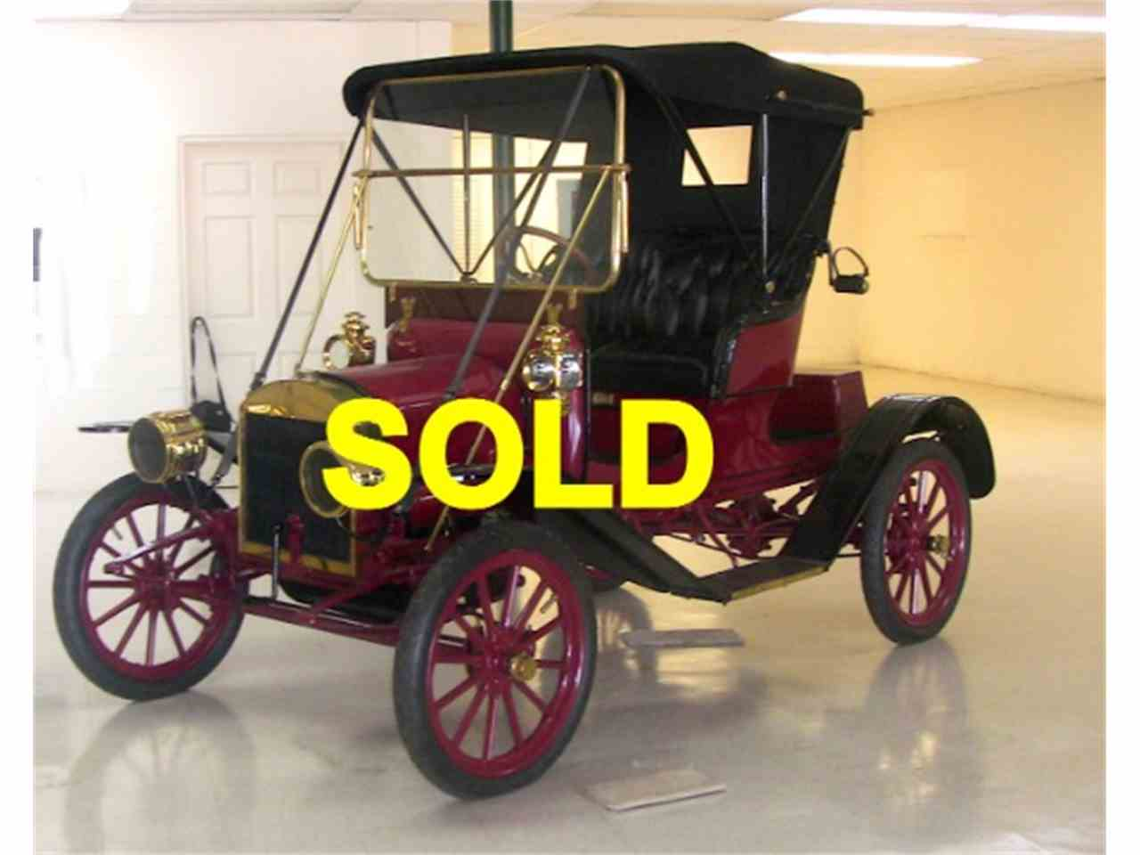 Large Picture of Classic 1910 Maxwell Runabout - $39,000.00 Offered by Classic Lady Motors - K93M