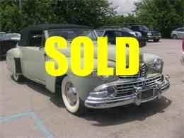Picture of 1946 Lincoln Continental located in Cornelius North Carolina - K93N