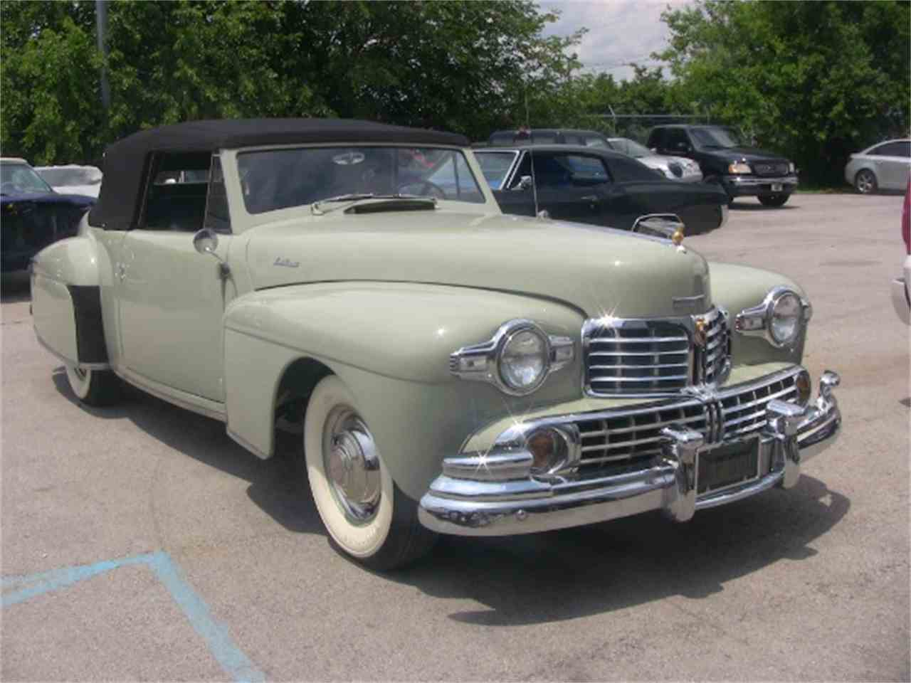 Large Picture of '46 Lincoln Continental - $59,900.00 Offered by Classic Lady Motors - K93N