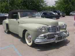 Picture of 1946 Lincoln Continental - K93N