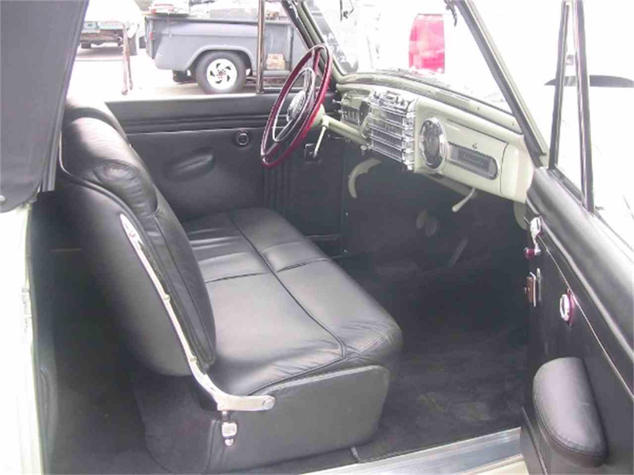 Large Picture of Classic 1946 Lincoln Continental - $59,900.00 - K93N