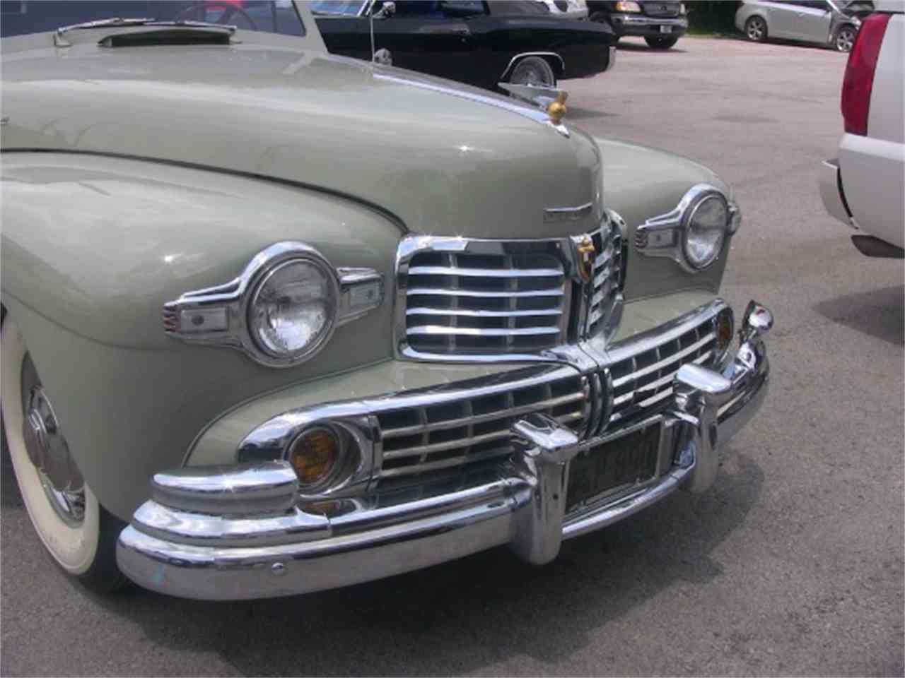 Large Picture of Classic 1946 Lincoln Continental - $59,900.00 Offered by Classic Lady Motors - K93N