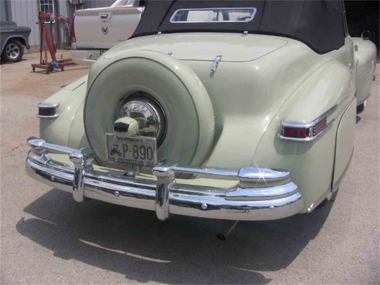 Large Picture of Classic '46 Lincoln Continental located in Cornelius North Carolina - $59,900.00 Offered by Classic Lady Motors - K93N
