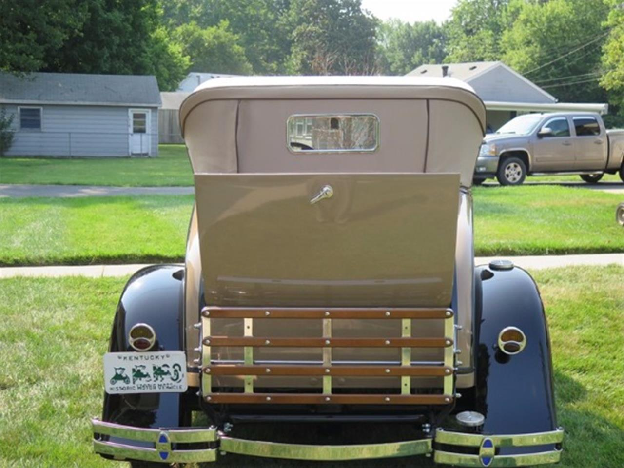 Large Picture of '30 Model A - K93T