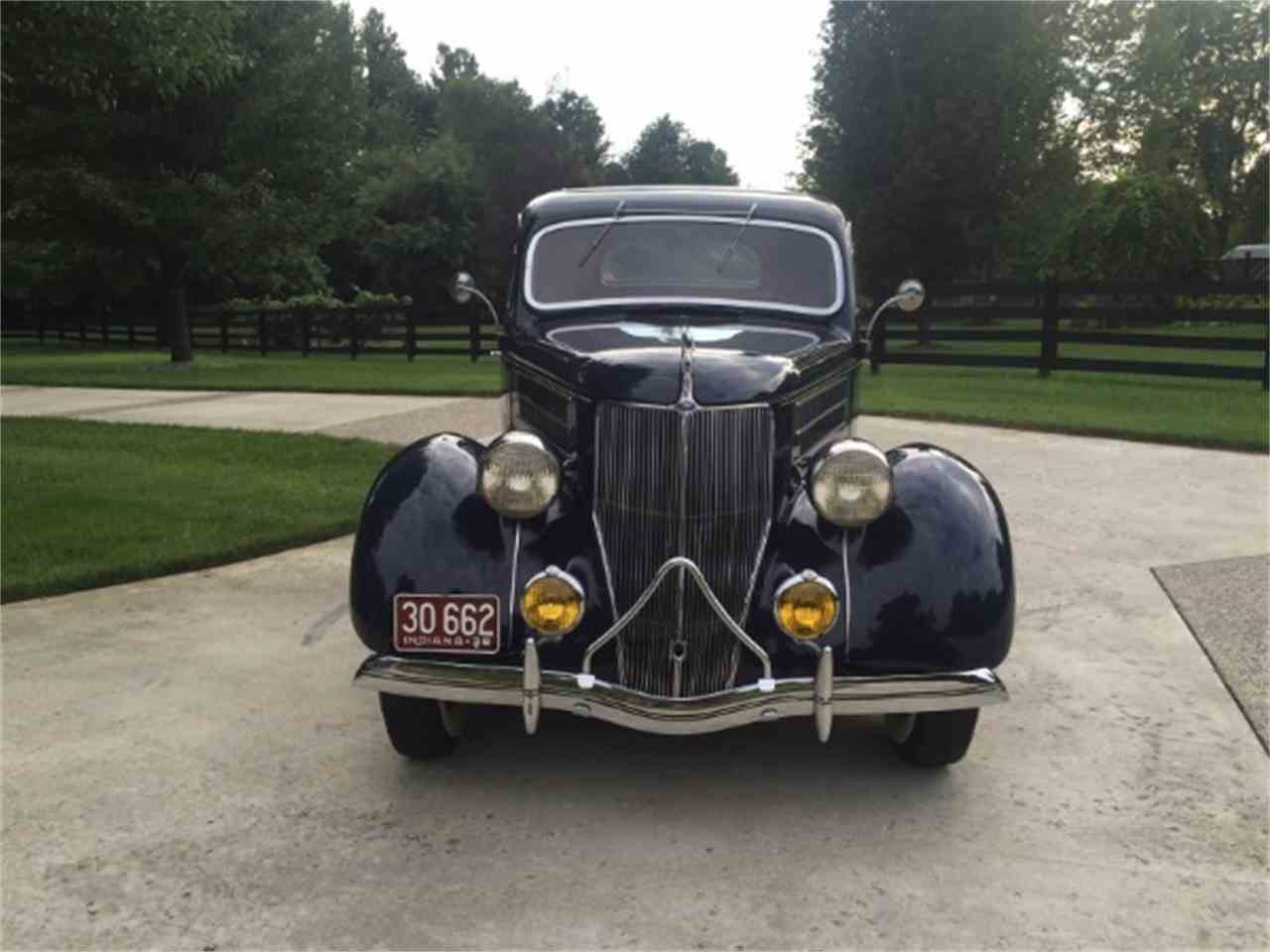 Large Picture of '36 Deluxe - K93U