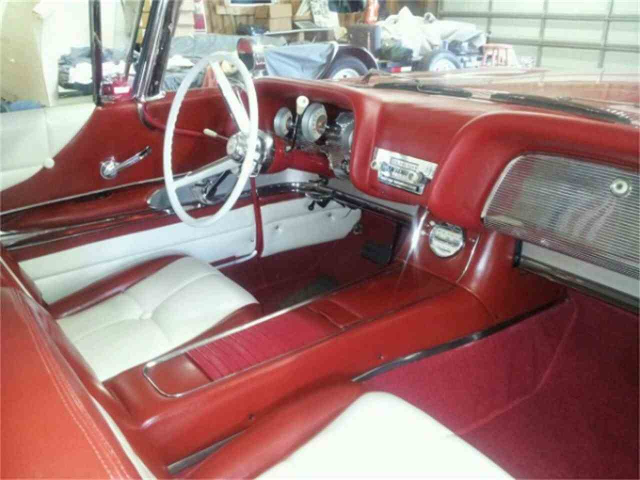 Large Picture of '60 Thunderbird - K940