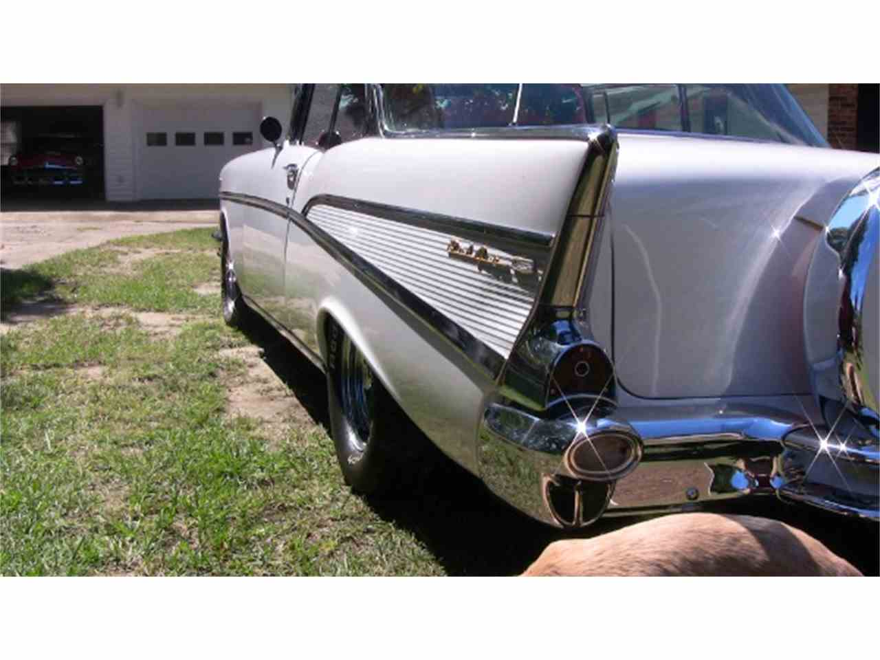 Large Picture of '57 Bel Air - K943