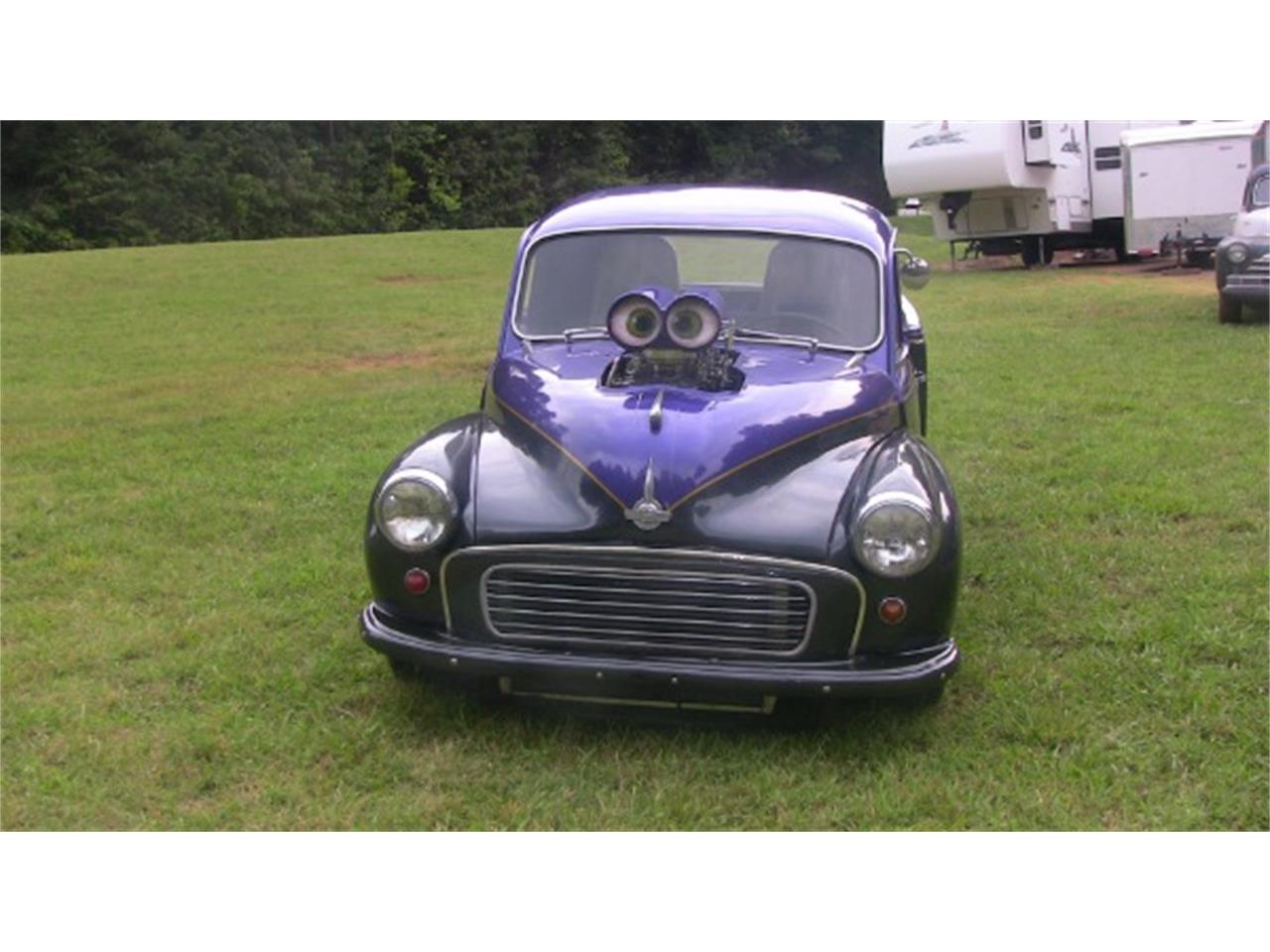 Large Picture of Classic 1960 Morris Minor located in North Carolina Offered by Classic Lady Motors - K944