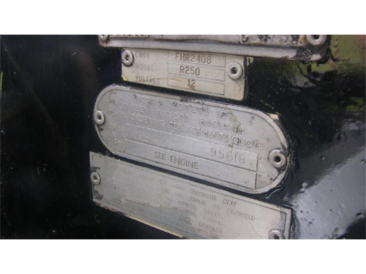 Large Picture of '60 Morris Minor located in Cornelius North Carolina - $14,500.00 - K944