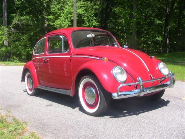 Picture of Classic '66 Volkswagen Beetle located in North Carolina - $11,500.00 Offered by  - K949