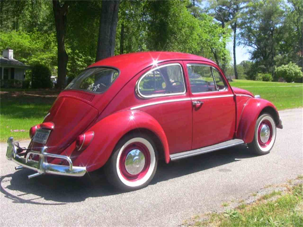 Large Picture of '66 Beetle - K949