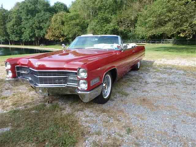 1966 Cadillac DeVille for Sale on ClicCars.com
