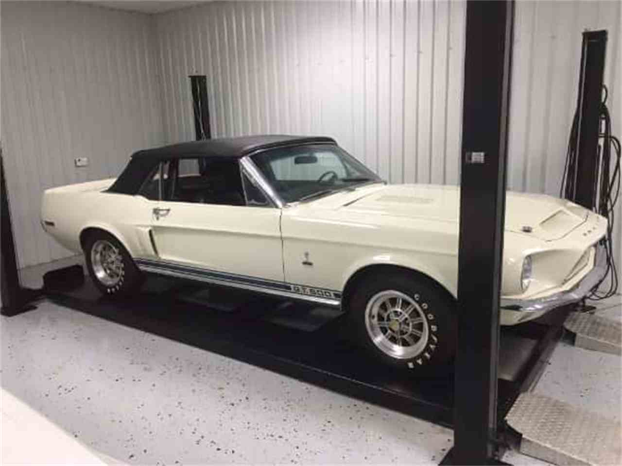 Large Picture of '68 Mustang - K94E