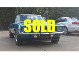 Picture of Classic 1969 Chevrolet Camaro located in Cornelius North Carolina - $79,500.00 Offered by Classic Lady Motors - K94F