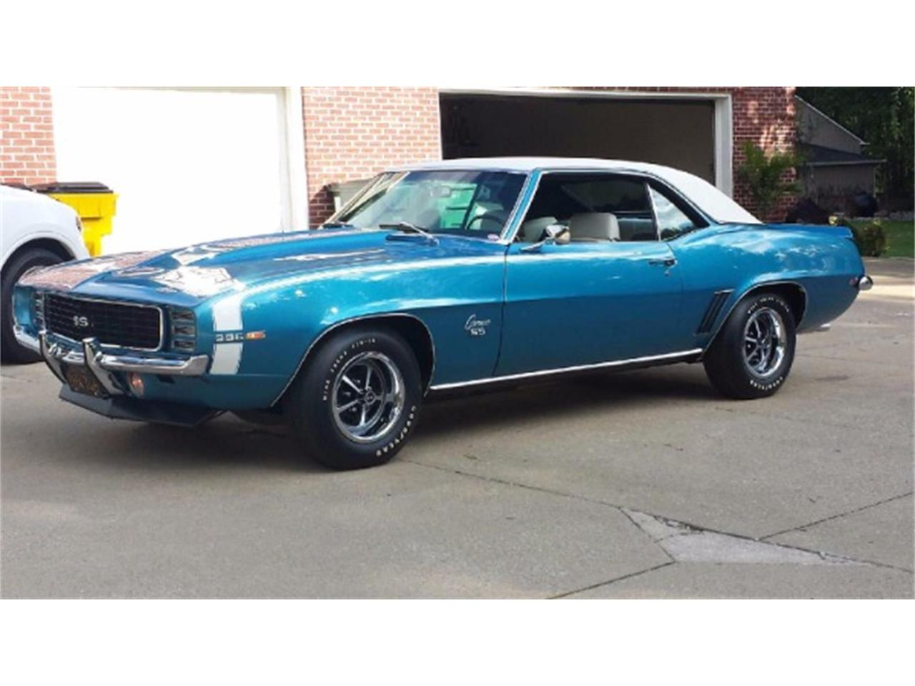 Large Picture of Classic '69 Camaro located in North Carolina Offered by Classic Lady Motors - K94F