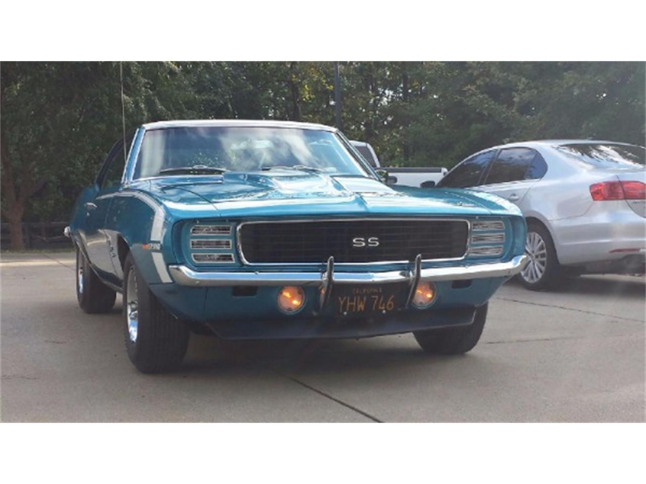 Large Picture of '69 Chevrolet Camaro located in North Carolina Offered by Classic Lady Motors - K94F