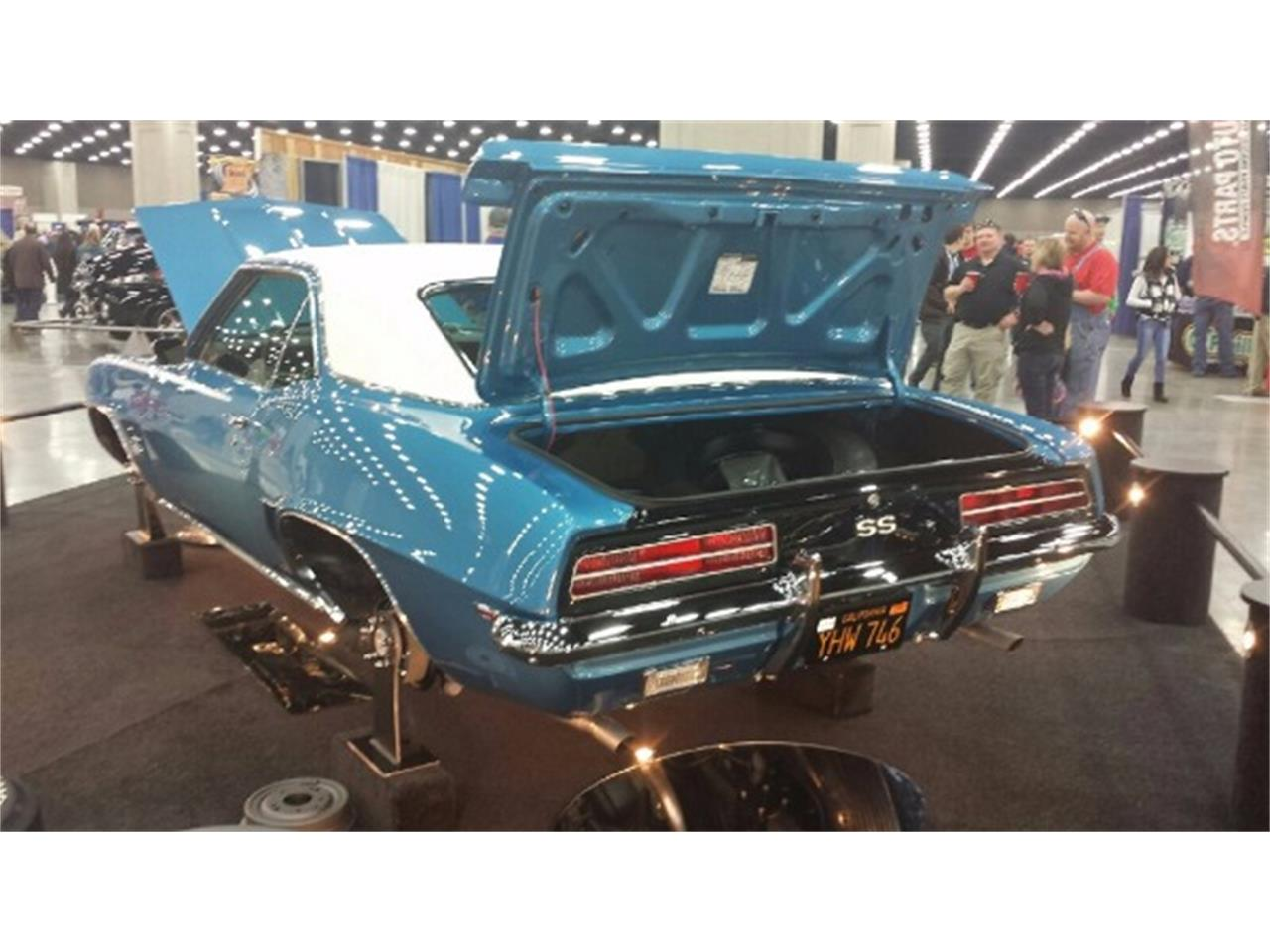 Large Picture of Classic '69 Chevrolet Camaro Offered by Classic Lady Motors - K94F