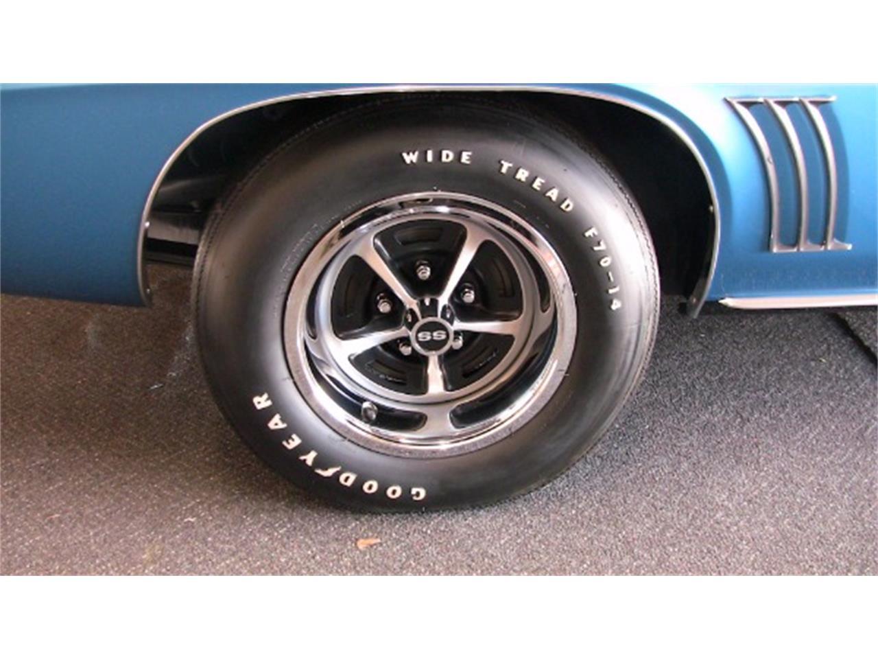 Large Picture of Classic 1969 Camaro located in Cornelius North Carolina - K94F