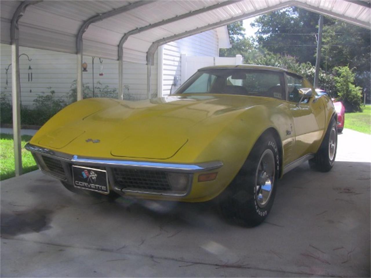 Large Picture of '71 Chevrolet Corvette located in Cornelius North Carolina - K94I